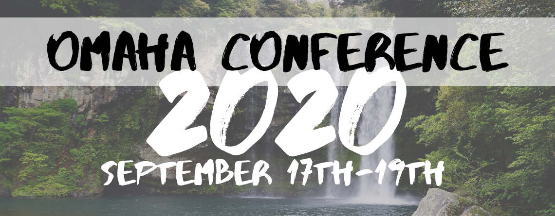 2020 Omaha Bible Conference