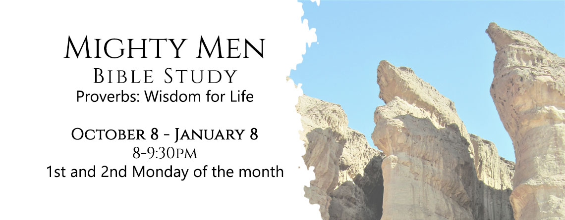 Mighty Men Bible Study