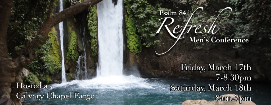Men's Conference-Refresh