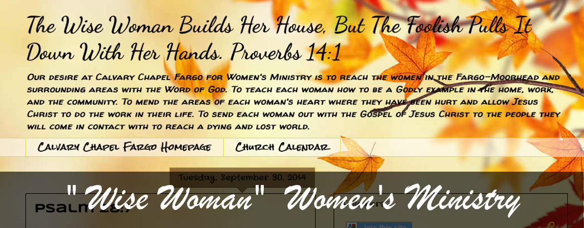 """Wise Woman"" Women's Ministry"