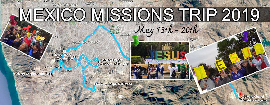 Mexico Missions 2019