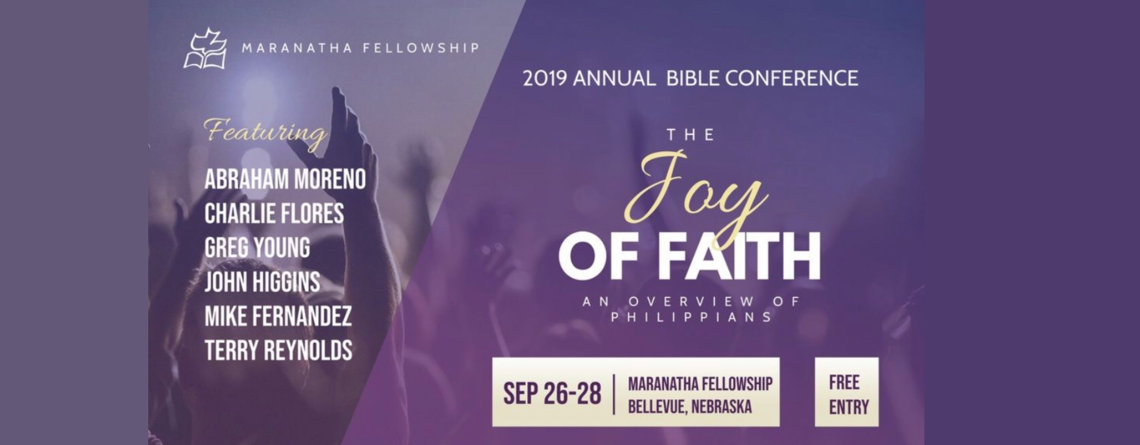 2019 Omaha Conference