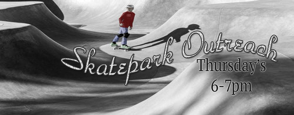 Skate Park Outreach 2019